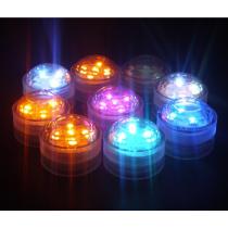 Purple Diamond knob lights