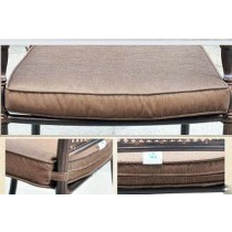 10 cm Brown Seat Cushion
