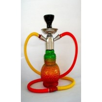 12'' Multicolored Hookah Gelato Mini