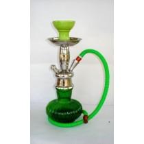 13.5'' Green Hookah Muskelato
