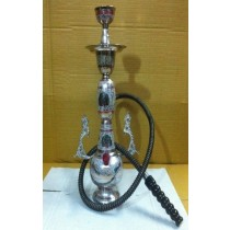 15'' Decorative Elegant Brass Single Hose Hookah