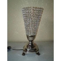 16.50 x 6 Crystal Votive Decorative Lamp