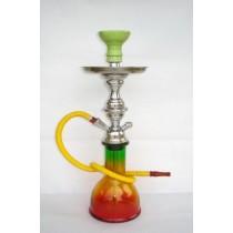 19'' Multicolored Hookah Semi Base