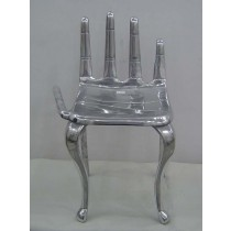 29 x 16 Inches Aluminum Chair