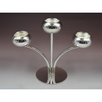 3-Tier Iron Candle Holder