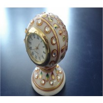 3 Inches Pedestal Clock