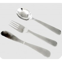 3 Pcs Cutlery Set, 36 Inches