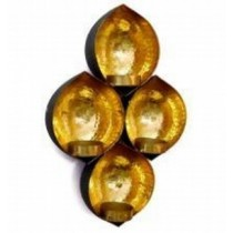4-Way Wall Diya
