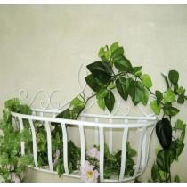 46cm*15cm*24cm White Designer Basket