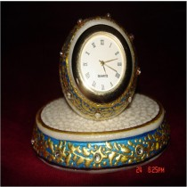 4*3 Inches Round Clock