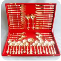 51 Pcs Cutlery Set