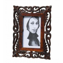 5 x 7 Size Antique Finish Photo Frame