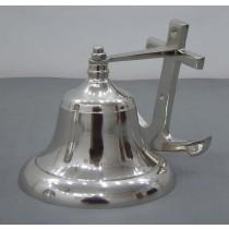 6 x 9 Aluminum School Bell