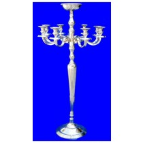 8 Lights Candle Stand, 60 Inches