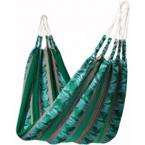 Acrylic Green Striped Hammocks