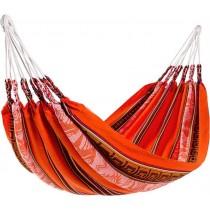 Acrylic Orange Striped Hammocks