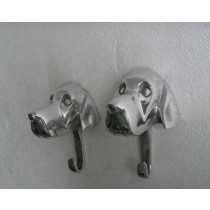 Aluminum Dog Hook Set in 2 Pcs