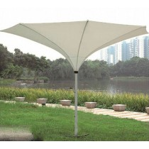 Aluminum Flower Umbrella
