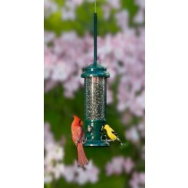 Aluminum Hanging Bird Feeder