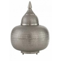 Aluminum Shiny Polish Table Lamps 43x46cm