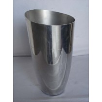 Aluminum 15 Inch Flower Pot