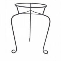 Anti-Rust Powder Coating Finish Metal Plant Stand