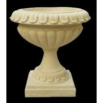 Antique Artificial Sandstone Garden Flowerpot