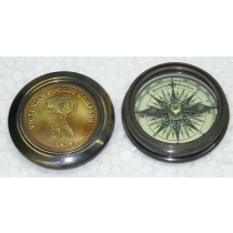 Antique Compass, 2.5 Inches