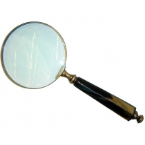 Antique Magnifying Glass, 6 inches