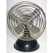 "Antique Mini Fan, 5.5"" X 3.5"""