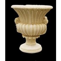 Artificial Sandstone Antique Garden Flowerpot