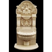 Artificial Sandstone Carved Baby Design Water Fountain