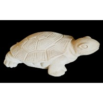 Artificial Sandstone Carved Tortoise Shape Fountain