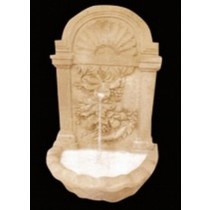 Artificial Sandstone Hand Carved Design Fountain