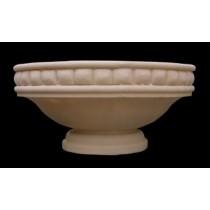 Artificial Sandstone Round Shape Classic Flowerpot