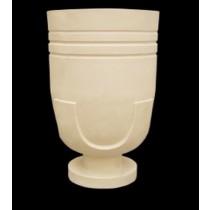 Artificial Sandstone Dessert Cup Shape Flowerpot