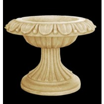Artificial Sandstone Hand Carved Pattern Flowerpot