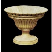 Artificial Sandstone Antique Hand Carved Unique Flowerpot