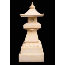Artificial Sandstone Japanese  Garden Lamp