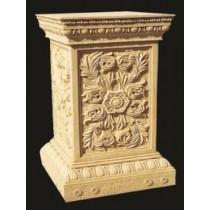 Artificial Sandstone Landscaping Roman Pedestal