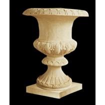 Artificial Sandstone Ornate Design Flowerpot