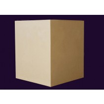 Artificial Sandstone Square Simple Pedestal