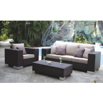 Back Cushion Sofa Set