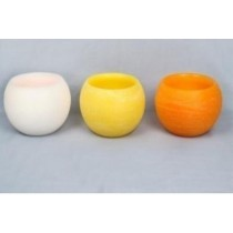 Ball Shape 6'' Hollow Candles