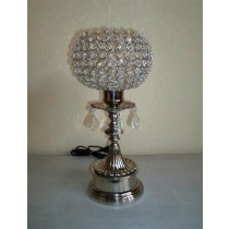 Ball Shape Crystal Lamp