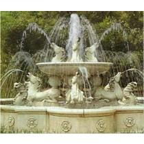 Beautiful Marble Fountain