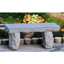 Bench Dener Grey-100x30x44cm