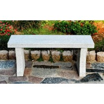 Bench Easy strait Grey-100X30X44 cm