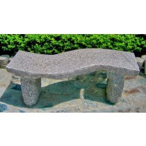 Bench Type S Grey-120x52x44cm