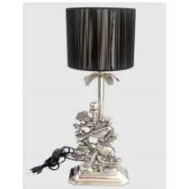 Bird Designed Lamp, 21 Inches